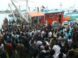 Amber Can Leave Kochin Port Only After Completing The Investigation
