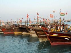 Panama Ship Amber L Stayed In Kochi