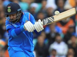 Yuvraj Singh Walked Out To Bat Against West Indies Wearing Old Team India Jersey