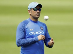 A Coach From The Playing Xi For India Ms Dhoni Is The Man