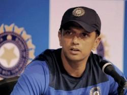 Rahul Dravid Continue As India And U 19 Coach Confirms Bcci