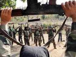 Sukma Encounter Five Jawans Injured Gunbattle With Maoists