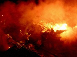 London Fire Deadly Grenfell Tower Blaze Began Hotpoint Fridge Freezer Police Say