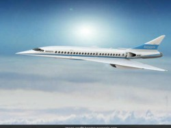 Start Up Says Its New Planes Will Get Passengers From New York To London In 2 5 Hours