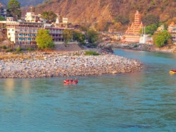Don T Mess With Ganga Strict Penalty In Offing For Hurting The Living Entity