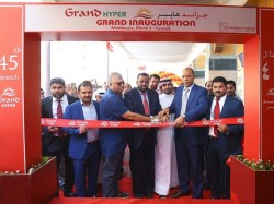 Grand Hyper S New Branch Opens At Kuwait
