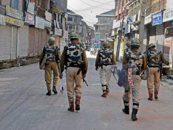 Hizbul Mujahideen Warns Attack Against Security Forces Jammu Kashmir