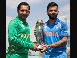 Kumble Wanted Virat Kohli To Bat First In Champions Trophy Final