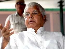 Lalu Prasad Yadav S Wife Son Daughter Charged Under Benami Act