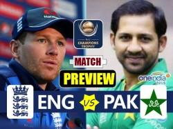 Preview Champions Trophy Semi Final 1 England Vs Pakistan