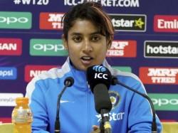 India Skipper Mithali Raj Slams Pakistani Scribe