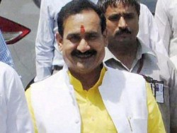 Poll Panel Disqualifies Madhya Pradesh Minister Narottam Mishra Over Alleded Corruption