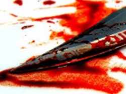 Delhi Man Stabs Wife 35 Times Injures Son Who Tried Save Her