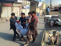 Twin Explosions Pakistan S Parachinar Kuram Agency