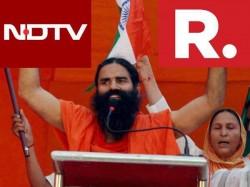 Baba Ramdev To Buy Ndtv Reports