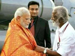 Prasanth Nair Trolls Kummanam Rajasekharan