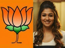 Bjp Aims At Nayanthara Plans A South Mission To Expand Its Base