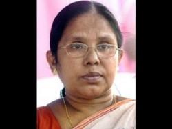 Court Granted Bail For Minister Shailaja