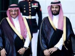 Saudi King S Son Mohammed Bin Salman Named Crown Prince Royal Decree