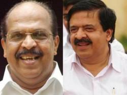 G Sudhakaran And Chennithala Praised Each Other
