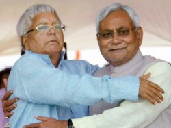 Nitish S Support Kovind Will Be Historic Mistake Says Lalu