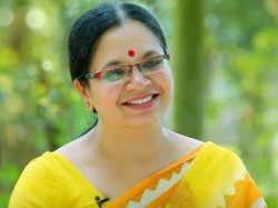 Aritst Bhagya Lakshmi Lashes Out Salim Kumar Statement Facebook Post