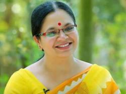 Bhagya Lakshmi Face Book Post Against Saji Nangyatt