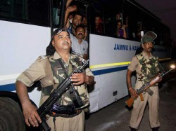 Amarnath Yatra Centre Force Ensures High Security Over Intelligence Report
