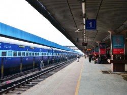 Bar On Booking E Tickets From Railway Platforms May Go