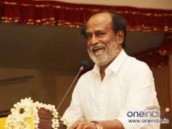 Tamil Nadu Rajinikanth Meets Farmers Assures Support Linking Rivers