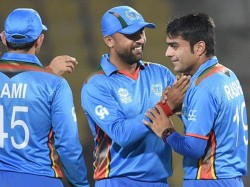 Rashid Khan Takes A Seven For As Afghanistan Beat West Indies