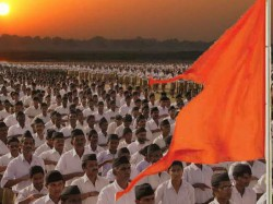 Rss Ifthar Without Lavish Spread Has Few Takers