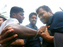The New Inadian Express Camera Man Attack By Cpm