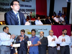Indian Association Sharjah Congragulates Those Who Won High Marks