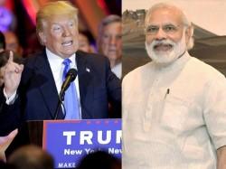Pm Modi President Donald Trump Picks Up Hindi