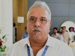 I Have Nothing Say I Deny Allegations Says Vijay Mallya