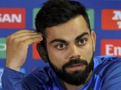 Virat Kohli On Anil Kumble S Exit Team India Coach Respect His Decision