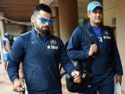Virat Kohli Abused Kumble In Team Meeting Ahead Of India Vs Pakistan Final Report