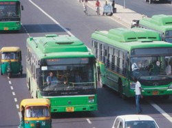 Woman Safety Dtc Buses Have Panic Buttons Cams
