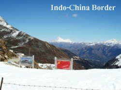 Chinese Troops Enter Sikkim Sector Destroy Two Bunkers