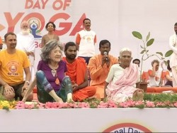 World S Oldest Yoga Teacher India S Oldest Yoga Guru Show How It S Done