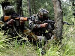 Militants Killed Budgam Encounter