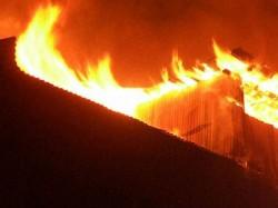 Fire Ravages Home Saudi Arabia S Najran Killing 11