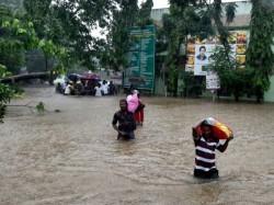 Flood Triggered Heavy Rains Odisha S Kalahandi Blocks Nh