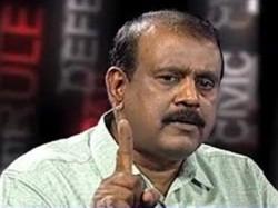 Case Registered Against Former Dgp Senkumar