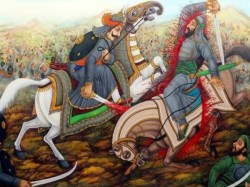 Rajasthan Class Ten Textbook Claims Akbar Did Not Win Haldighati Battle