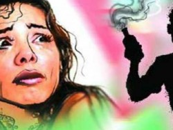 Uttar Pradesh Woman Gang Raped 9 Years Ago Attacked With Attaked With Acid