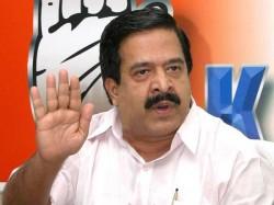 Ramesh Chennithala Statement Against Cpim