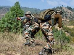 Terrorist Killed During Infiltration Bid J K S Machil Sector