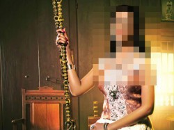 Conspiracy Behind Leaked Video Attacked Actress